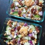 Meal Prep Mediterranean Quinoa Bowls