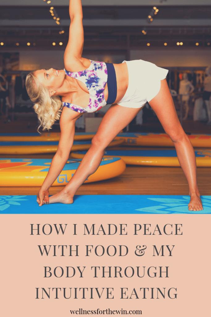 my journey to food freedom