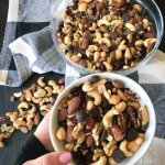 Healthy Homemade Trail Mix 1