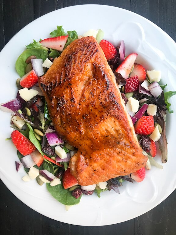 pan-seared salmon 4