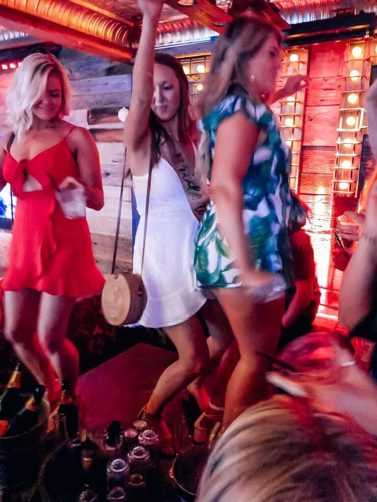 bachelorette party in scottsdale az