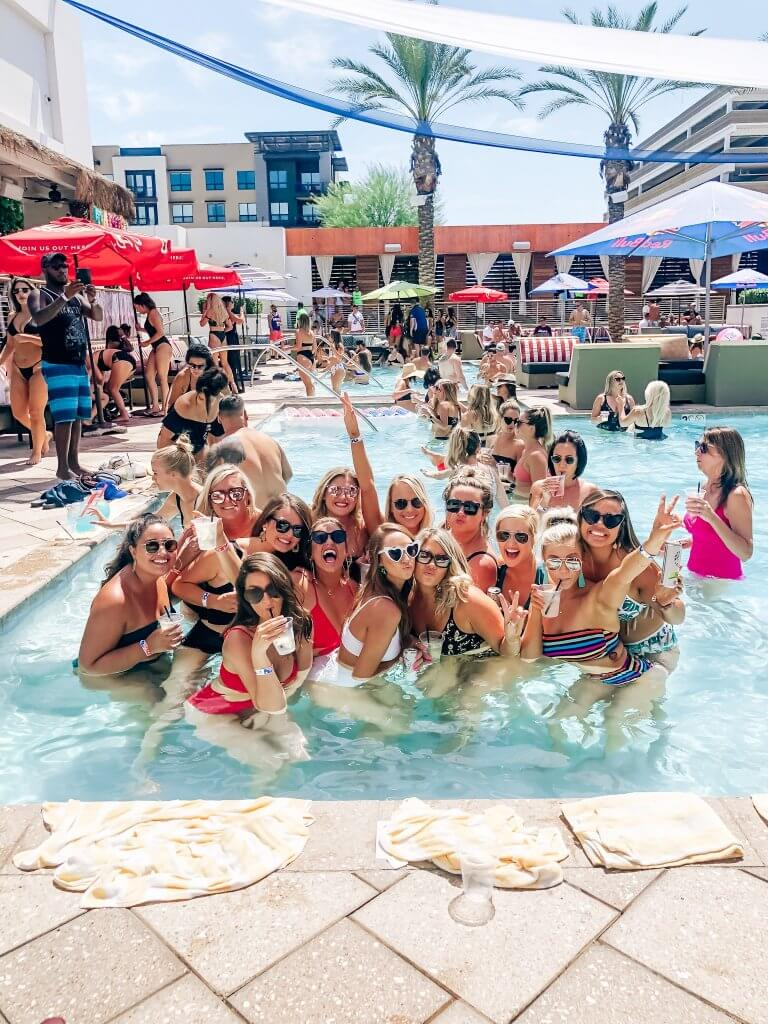bachelorette party in scottsdale az