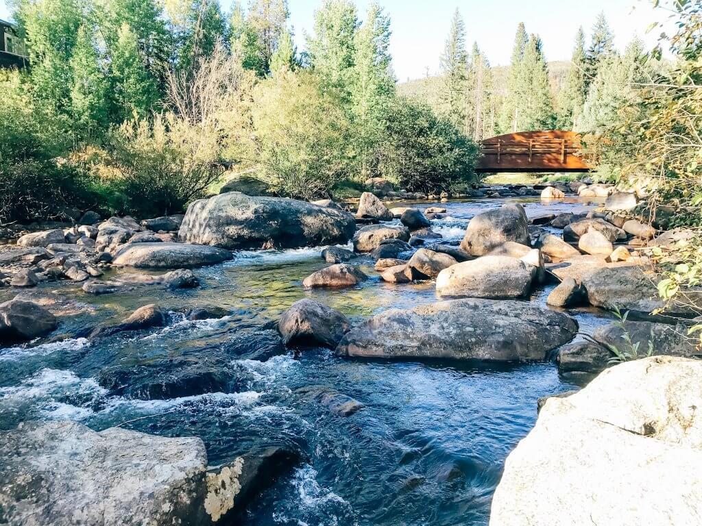 River Run RV Resort Granby CO