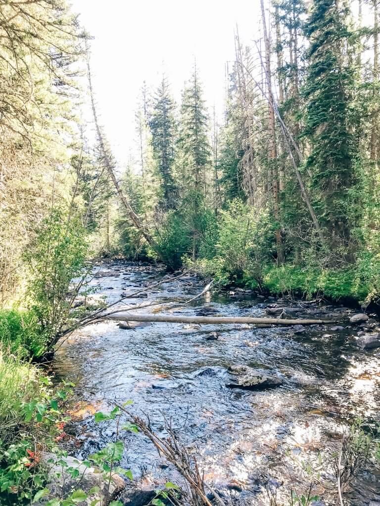 River Run RV Resort / Granby, Colorado / Monarch Lake