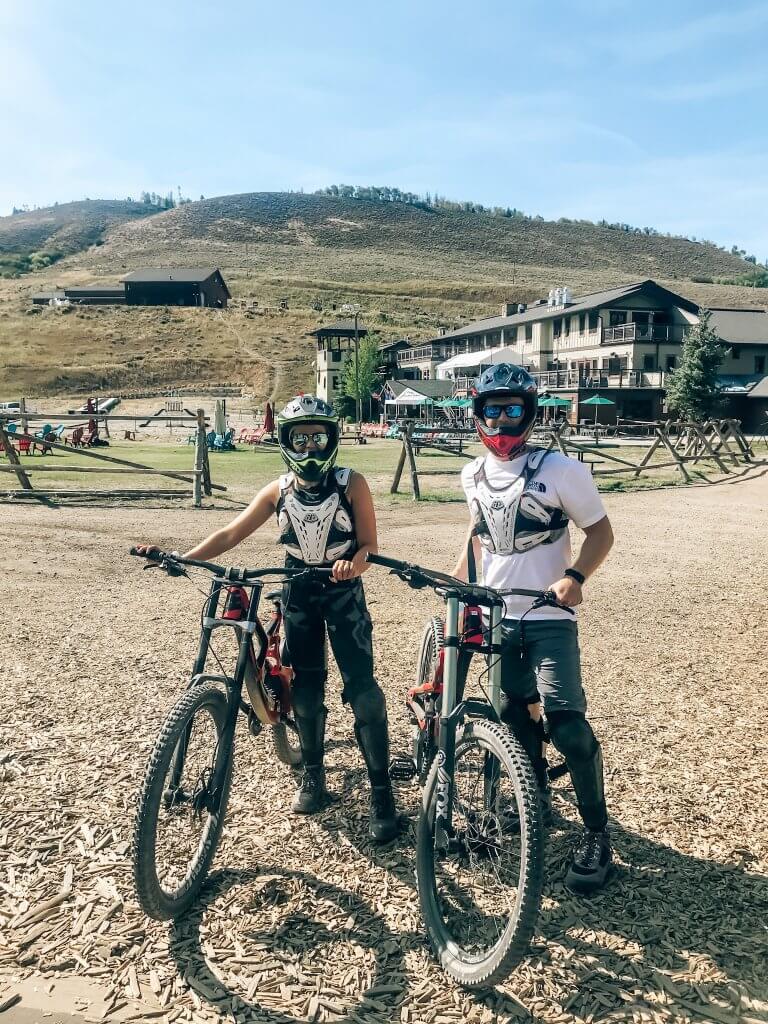 River Run RV Resort / Granby, Colorado / Granby Ranch Mountain Biking