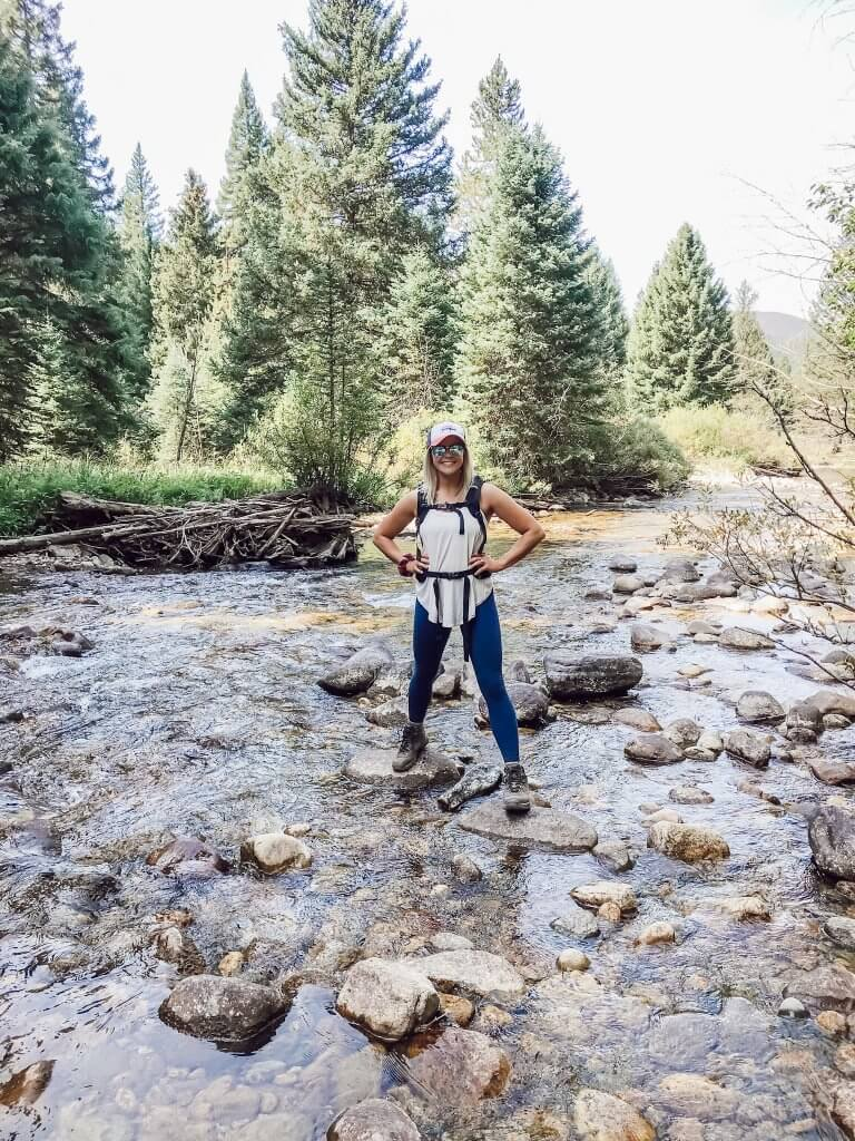make morning workouts happen hiking in colorado