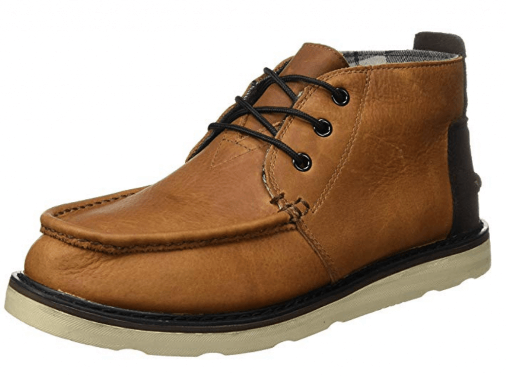 men's fashion, amazon shoes, tom's chukka boots