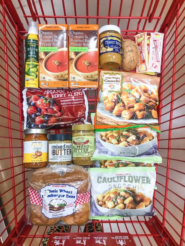 healthy trader joe's favorites