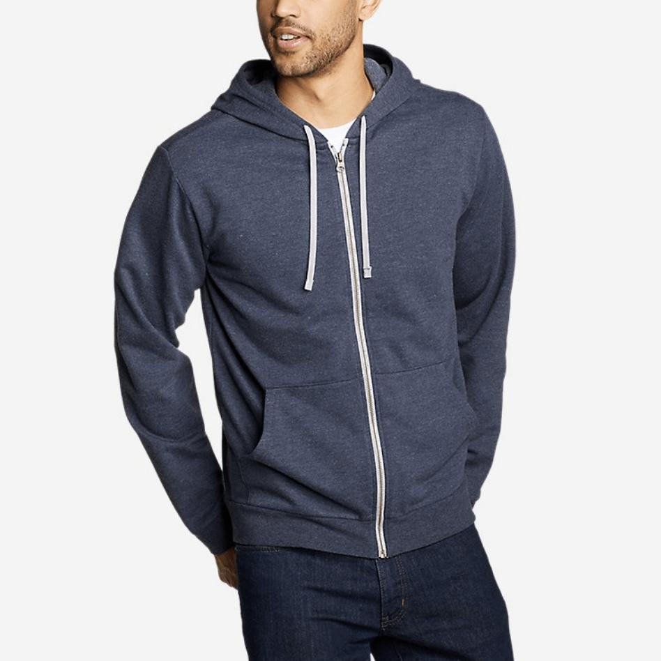 men's zip up hoodie