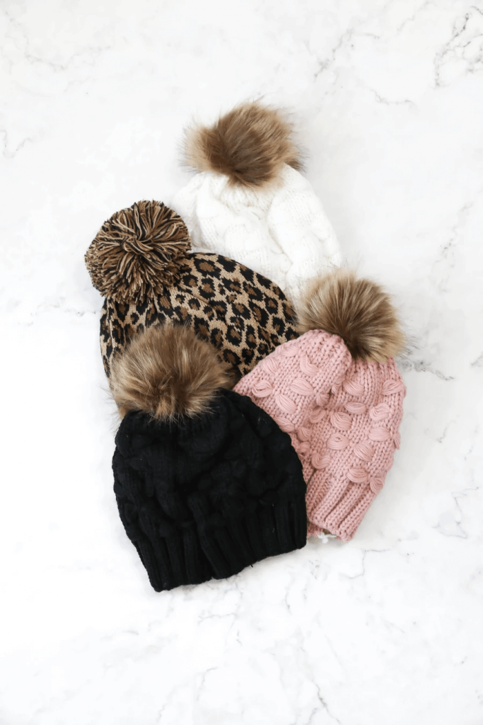gift guide under $25 knit beanie
