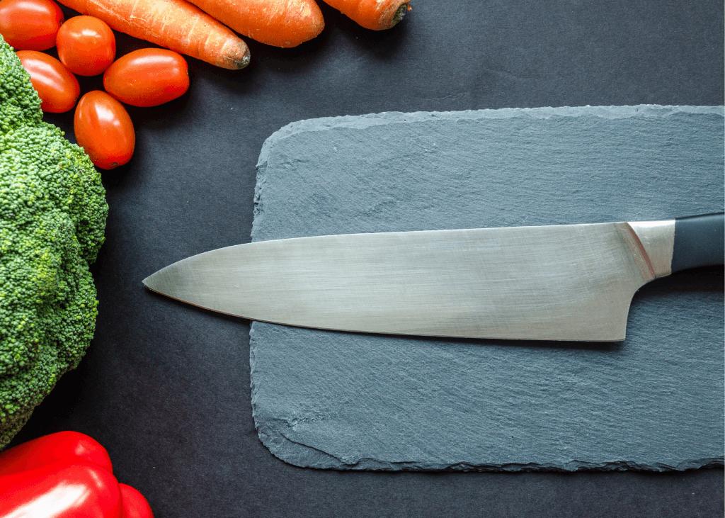 how to cook sweet potatoes, santoku knife