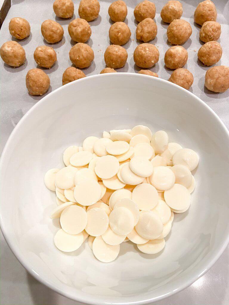 3-ingredient oreo balls recipe valentine's day dessert