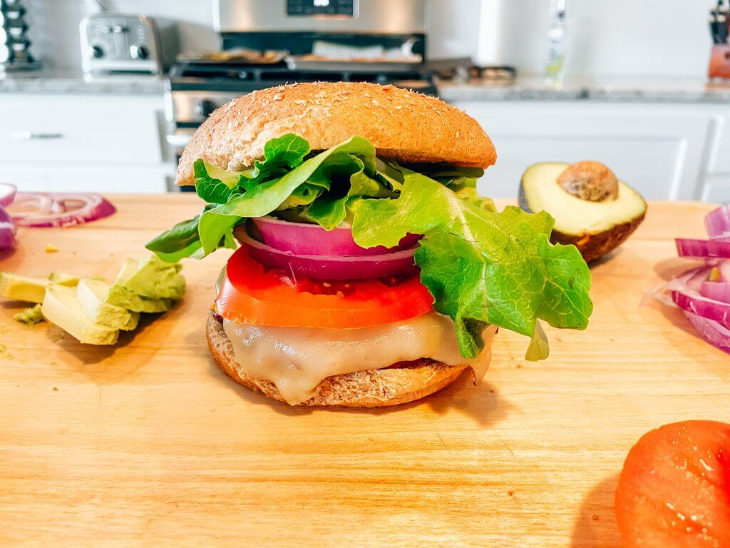 how to build a better burger; beef recipe
