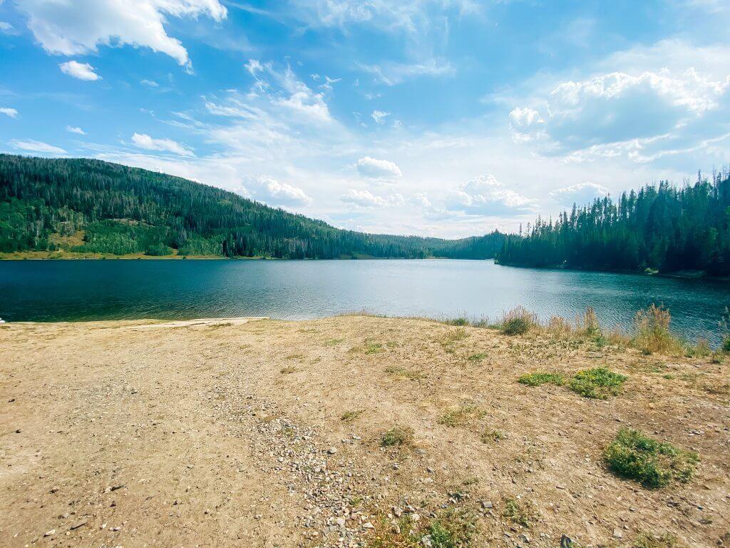 Pearl Lake; Colorado, things to do, kayaking