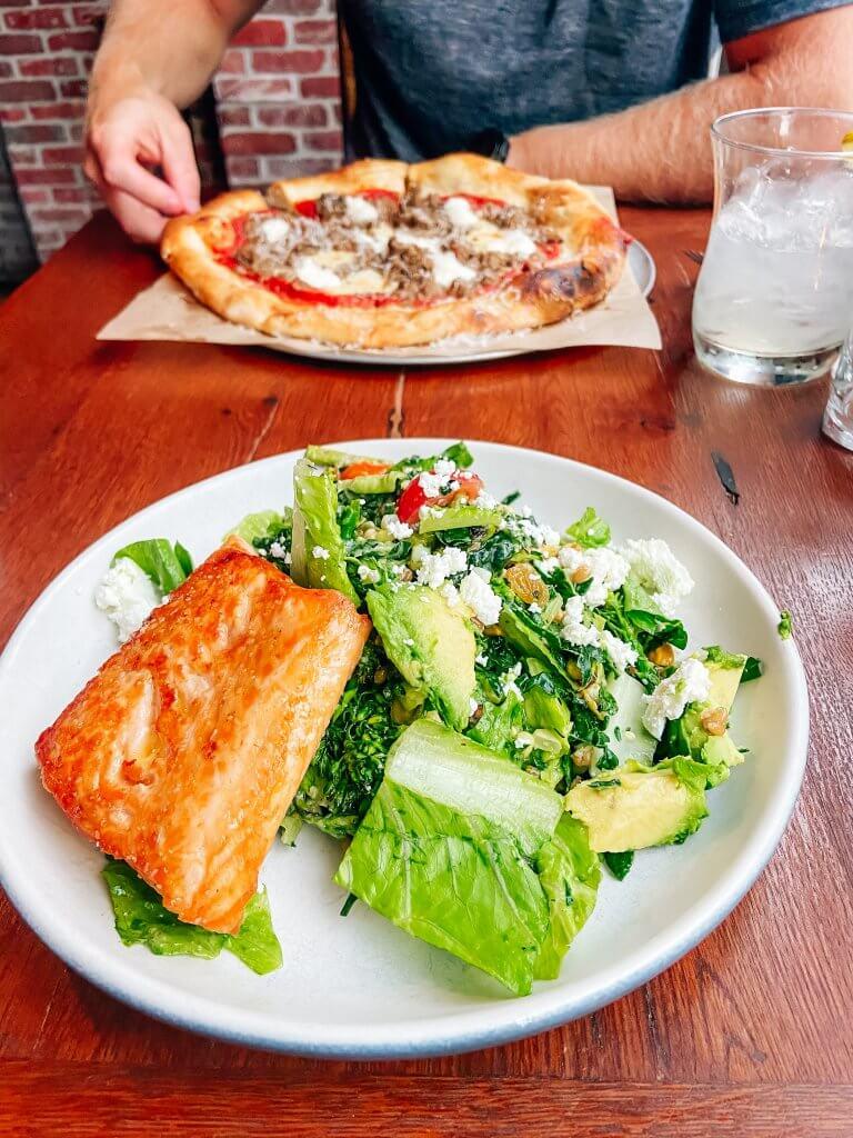 denver, colorado; north italia dinner