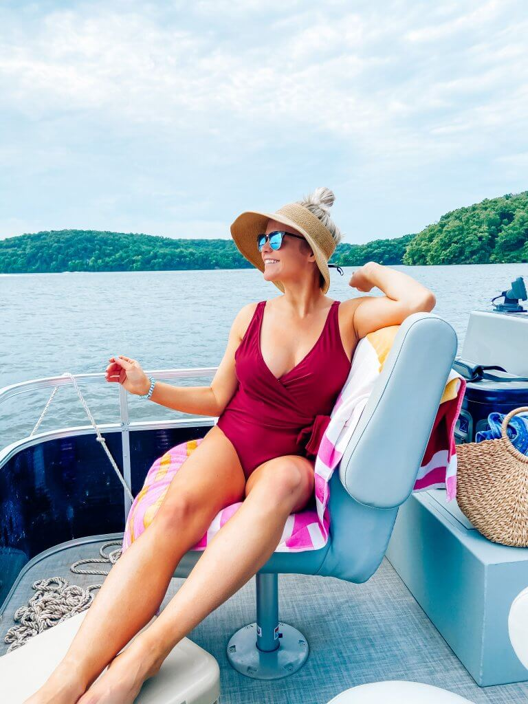 second trimester recap; pregnancy journey; lake of the ozarks trip