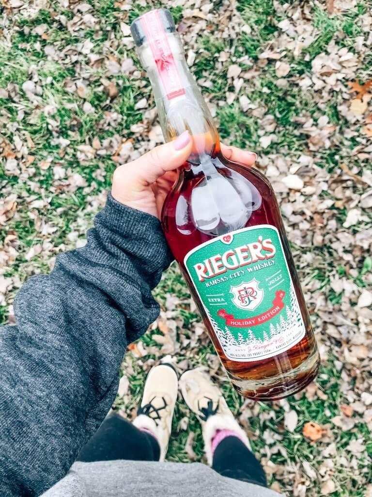 Rieger's Kansas City whiskey