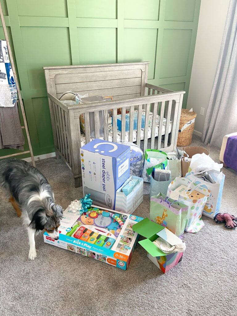 baby registry must haves; baby shower gifts