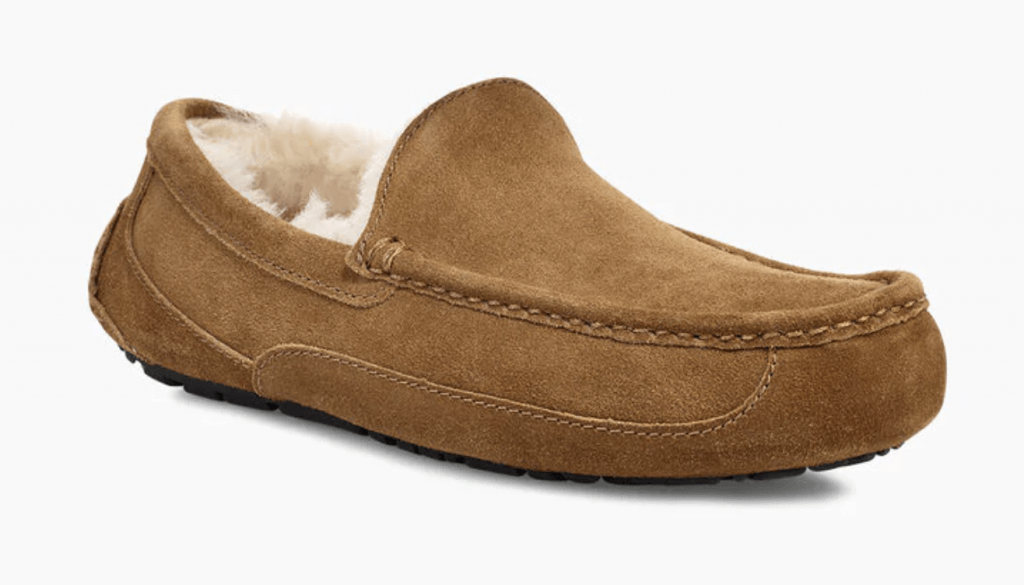 ugg slippers - men's gift guide