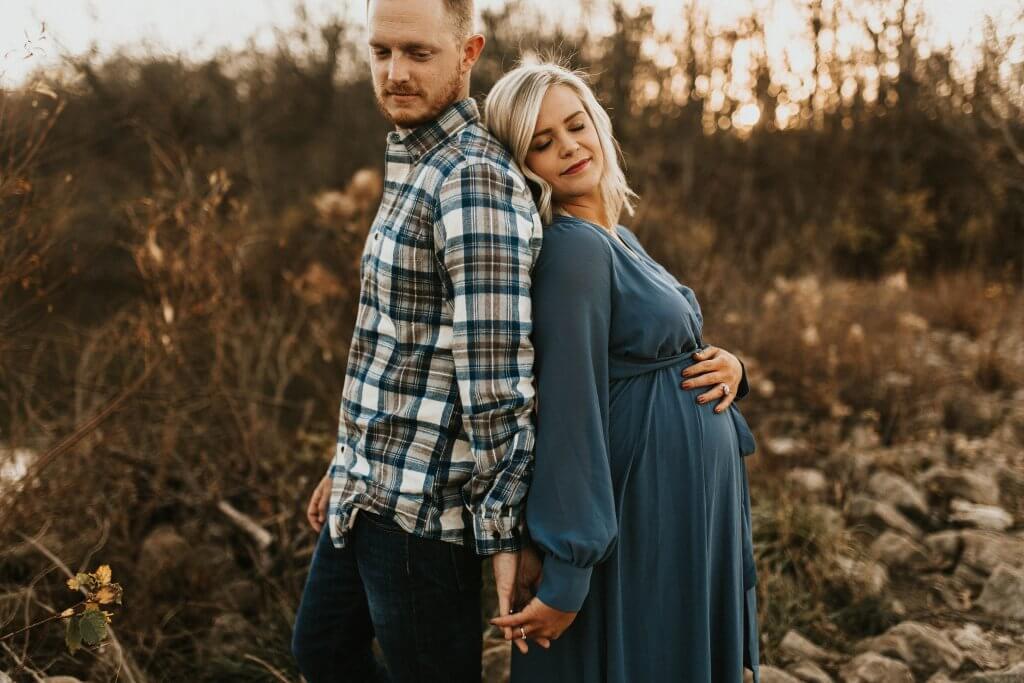 third trimester recap; maternity photos