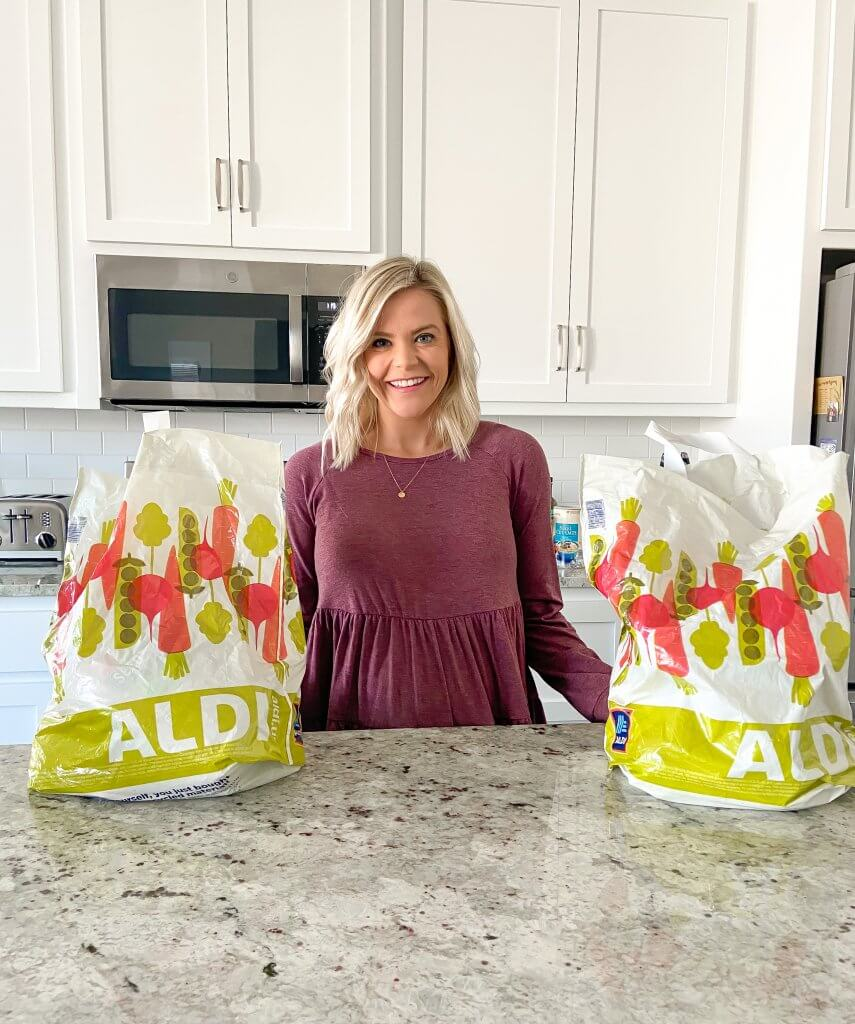healthy living with ALDI USA