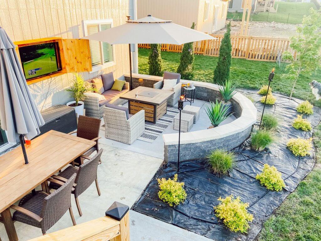 outdoor patio inspiration