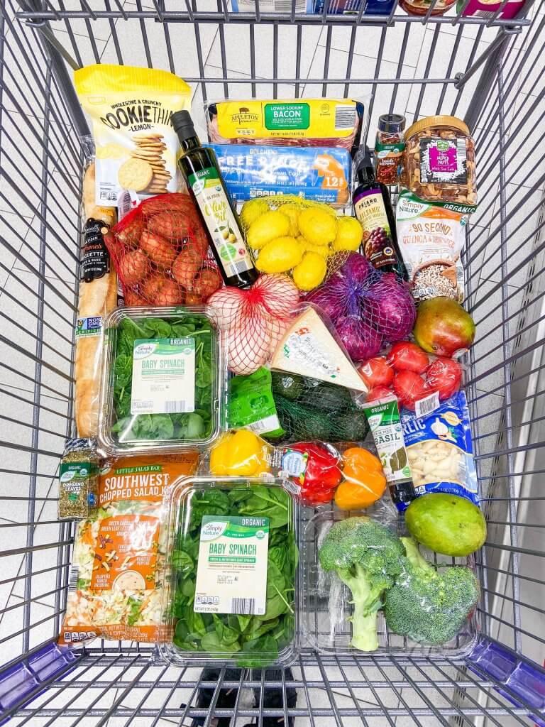 ALDI USA grocery haul