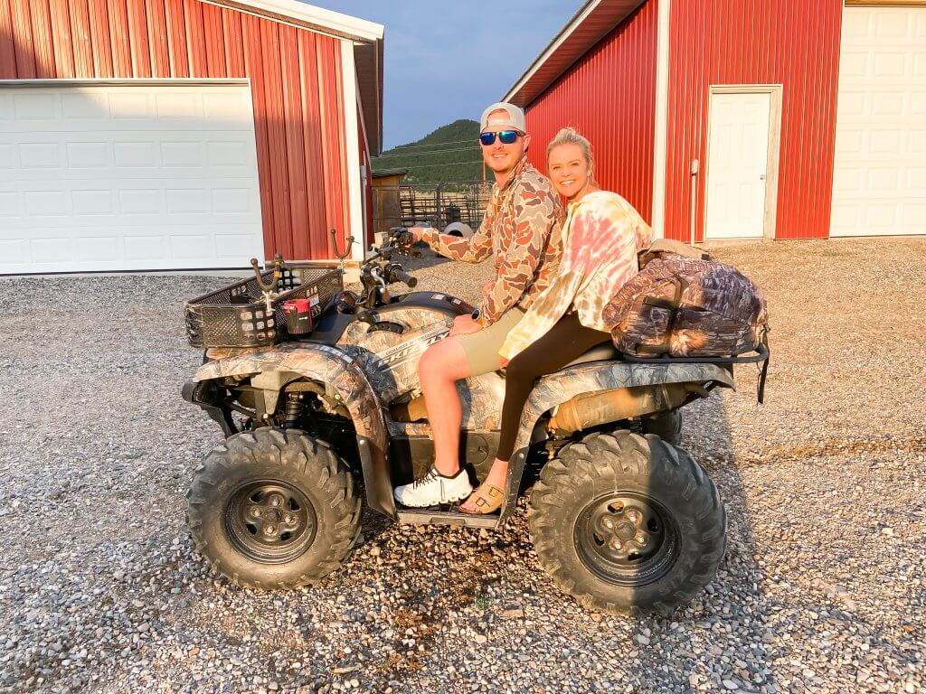 Glacier National Park and Montana Travel Guide; 4-wheelers in Butte